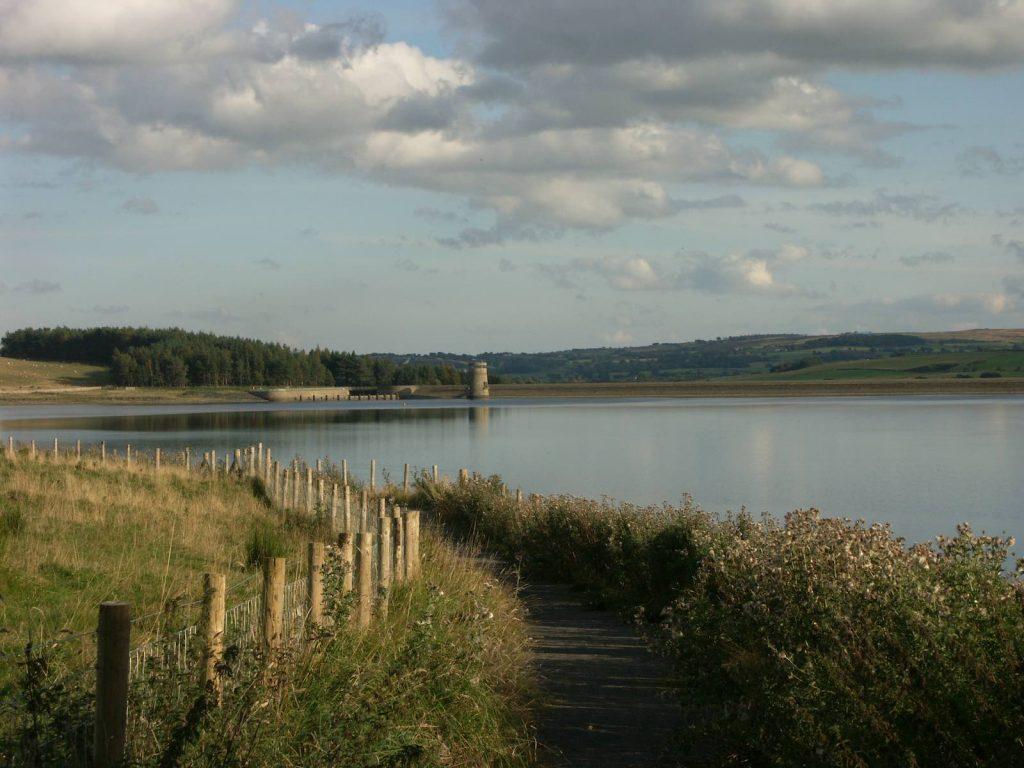 Derwent Reservoir, County Durham