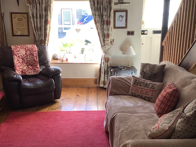 Sitting Room at Innkeepers Cottage