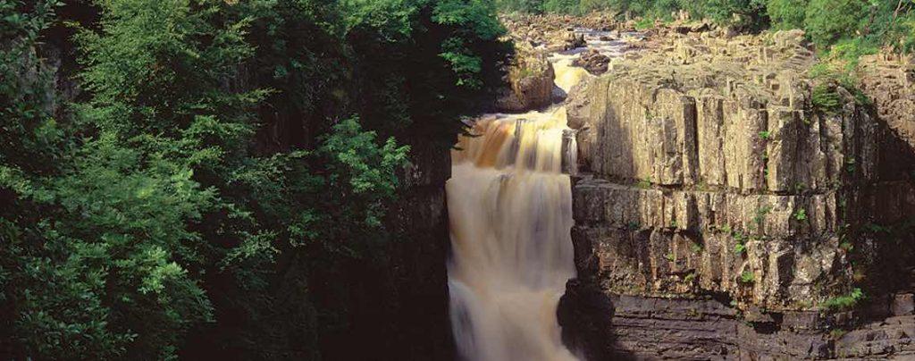 High Force Waterfall, nr Middleton-in-Teesdale (www.graeme-peacock.com)