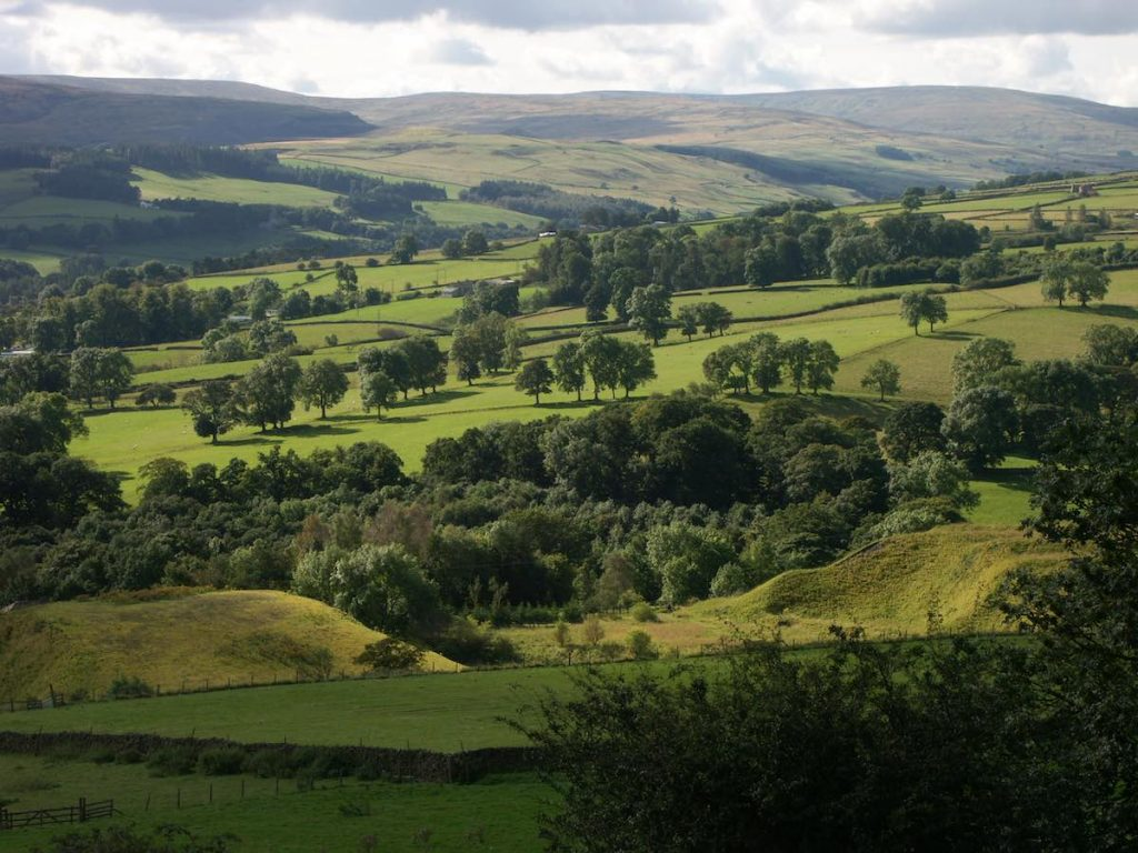 View of Weardale from nr Frosterley & Stanhope